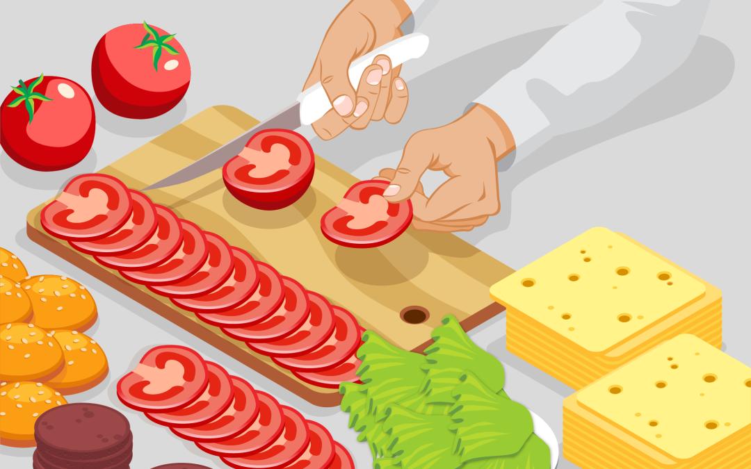 5 Razones para mantener afilados tus cuchillos